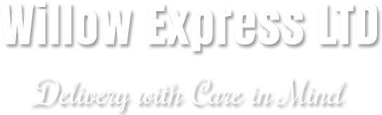 Willow Express LTD | Delivery with Care in Mind - logo